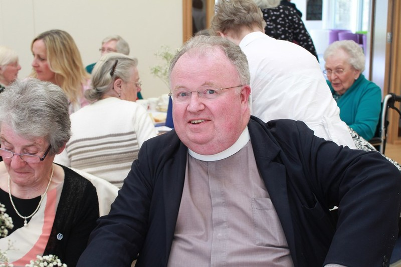 Diocesan MU Chaplain Canon Robert Howard