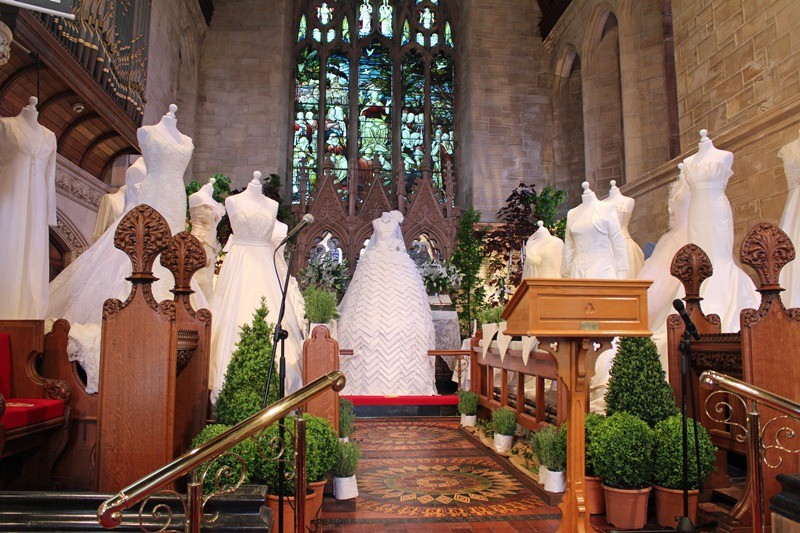 The Chancel Brides