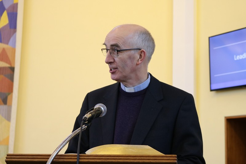 Stephen Lowry, rector of Killaney and Carryduff