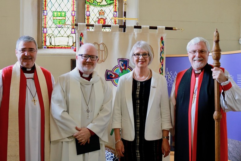 June with Bishops and Archbishop,