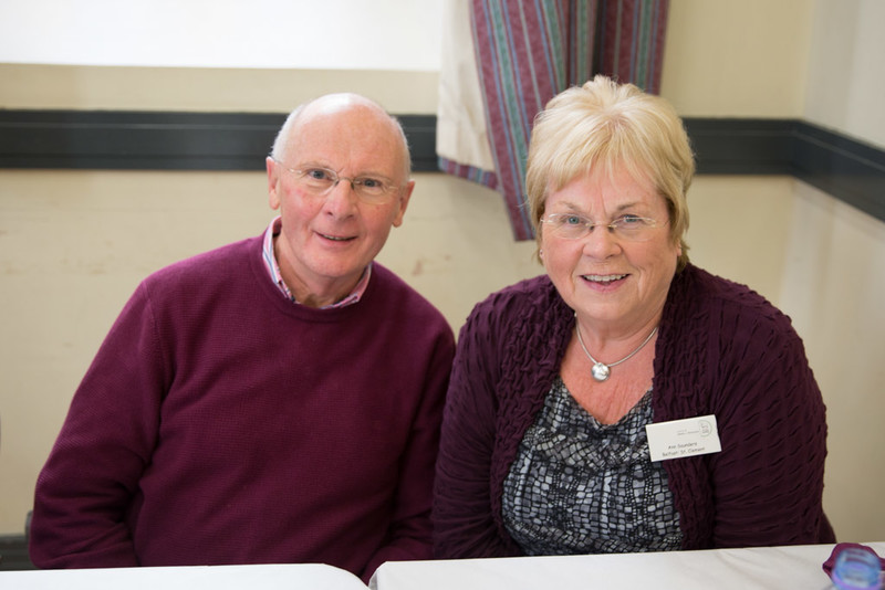 Robert and Margaret Gallagher, St Clements Belfast