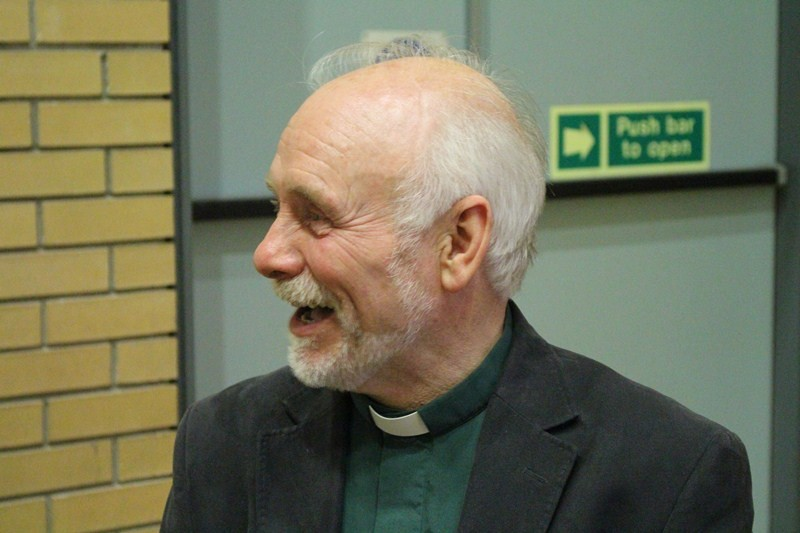 Revd David Brown Down