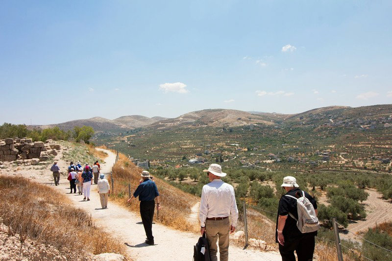 Walking in Samaria