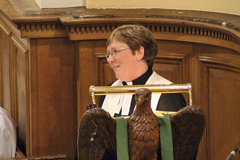 Canon Ruth Patterson, Ballynafeigh Methodist Circuit