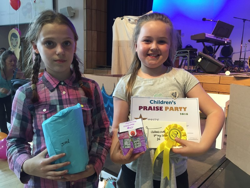 Third place Braniel Community Church