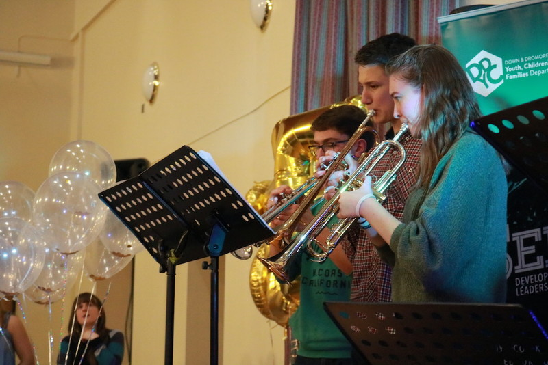 Brass section
