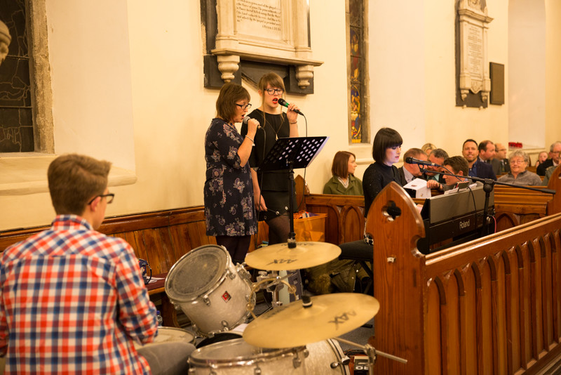 Music Group at Dromore Cathedral