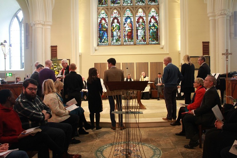 Commissioning of Diocesan Evangelists