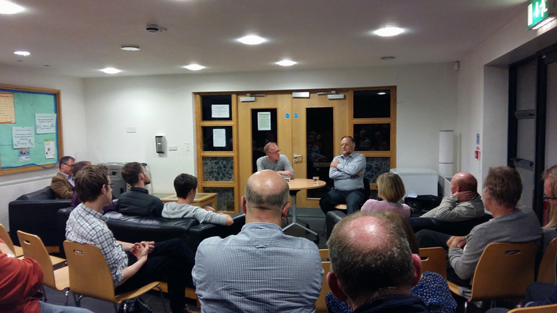 Q&A Session with Iain Provan